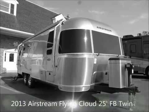 2013 Airstream Sport 22FB Bambi Sharksfin Travel Trailer New Jersey