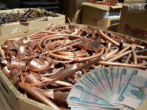 Деньги из мусора как заработать на помойке.