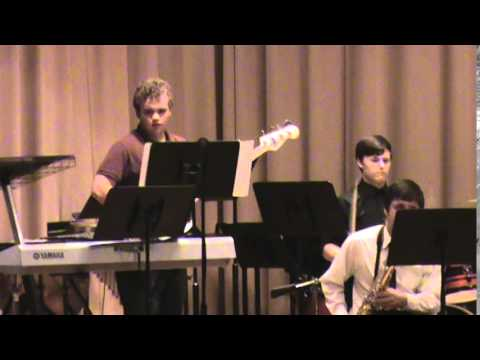 Garrard County High School Spring 2014 Jazz Band