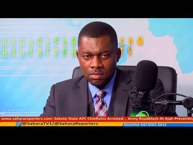 #Nigeriadecides PANEL 18