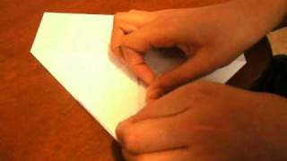 How To Make Origami: Bat Plane