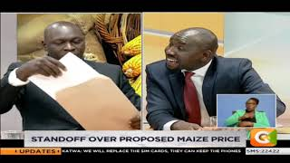 NEWS NIGHT | Politics of maize [PART 2]