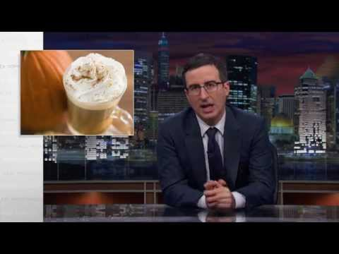 Pumpkin Spice (Web Exclusive): Last Week Tonight with John Oliver (HBO)