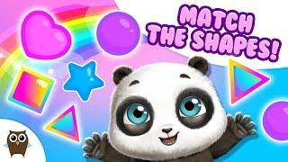 Match the Shapes & Stargaze   TutoTOONS Cartoons & Games for Kids