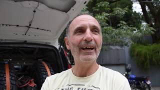 Aspettando la Dakar 2017: i protagonisti italiani, Antonio Cabini