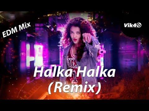 Download Lagu  Halka Halka Remix  - FANNEY KHAN - DJ Vik4S - EDM Mix 2018 Mp3 Free