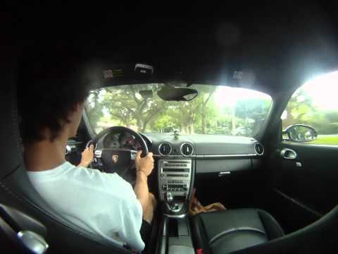 Porsche Cayman S Fabspeed
