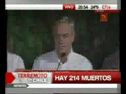 Terremoto en Chile video 13