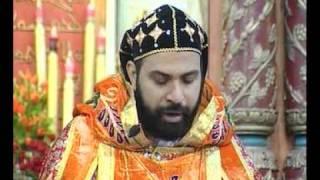 Holy Qurbono by H.G. Dr. Kuriakose Mor Theophilose Metropolitan - Part1