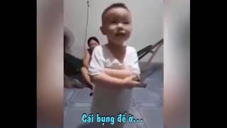 Những em bé hài hước dễ thương - đáng yêu nhất Việt Nam   Trọng Nghĩa Tube