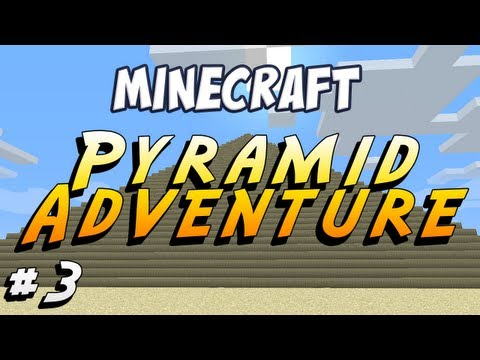 Pyramid Adventure Part 3 - Parkour Mastery