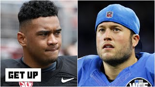 Should the Lions replace Matthew Stafford with Tua Tagovailoa? | Get Up