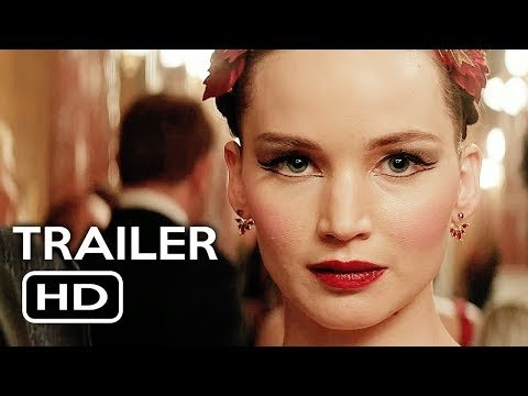 Red Sparrow Official Trailer #2 (2018) Jennifer Lawrence, Joel Edgerton Thriller Movie HD
