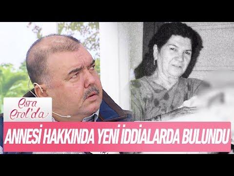 Hakkı İyi, annesi hakkında yeni iddialarda bulundu - Esra Erol'da 12 Aralık 2017
