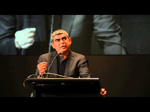 Vishal Sikka on his appointment as Infosys CEO
