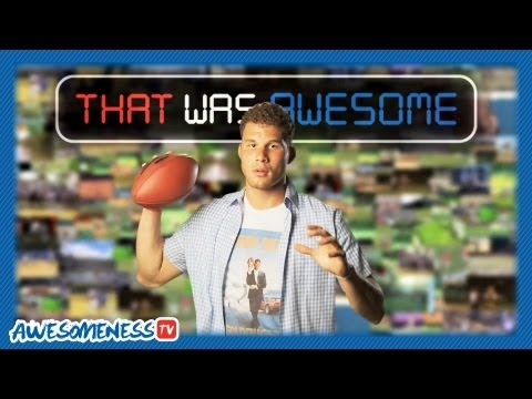 Blake Griffin's That Was Awesome Ep. 1 - Trick AND Treat Music Videos