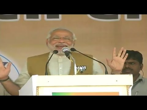 Narendra Modi on Comedy Nights with Rahul Gandhi