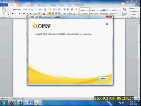 how to get microsft office 2010 for free