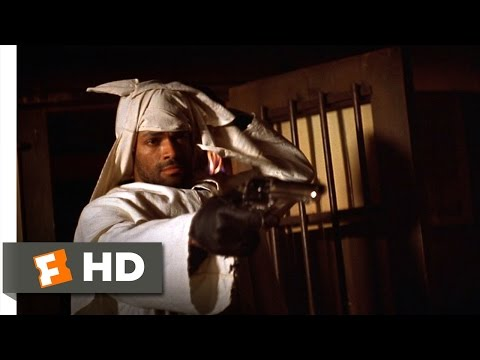 Posse (9/12) Movie CLIP - White Sheets (1993) HD
