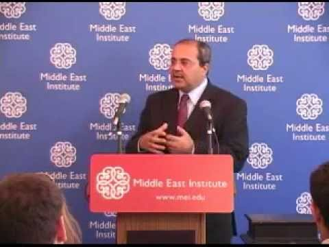The Israel-Palestine Conflict Ahmad Tibi, Part 1