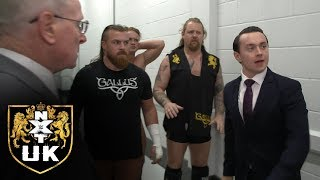 Imperium to battle Gallus & Ilja Dragunov next week: NXT UK Exclusive, Nov. 21, 2019