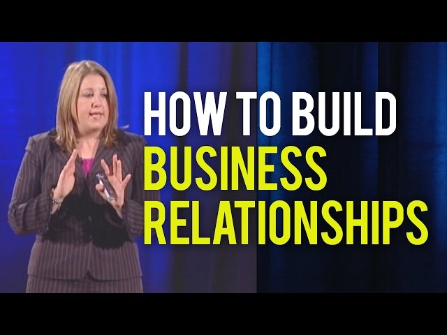 Communication Skills - Business Relationships