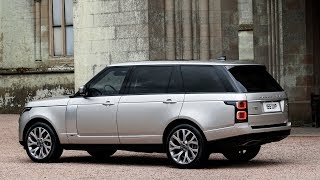 2018 Range Rover - interior Exterior and Drive (Excellent Sedan)