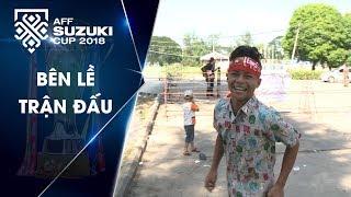Yangon đã sẵn sàng cho trận đấu với ĐTVN | VFF Channel