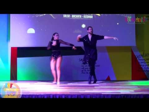 Salim & Gizem - Salsa Street Fusion Show | EDF 2017