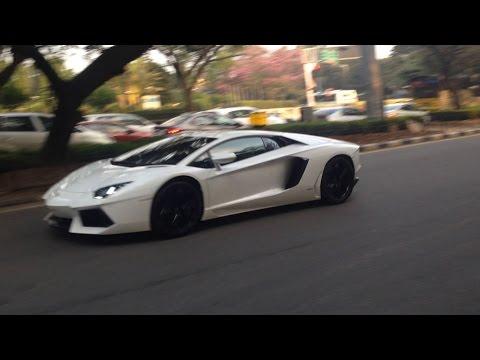 BEST of Supercar SOUNDS 2014 | Bangalore