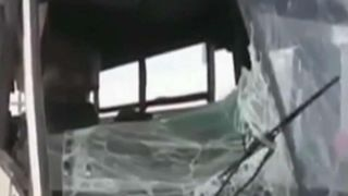 Gunman opens fire on bus of Coptic Christians in Egypt