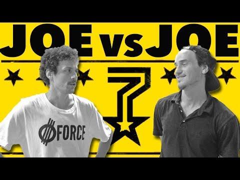 JOE VS  JOE - Jonny Giger VS Cody Whitt