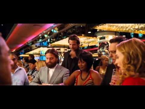 The Hangover Card Counting Scene