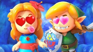 Zelda: Link's Awakening - All Secret Marin Interactions