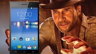 видео обзор смартфона Gigabyte GSmart Mika M3 убийца iphone 6 plus