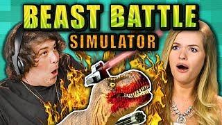 BEAST BATTLE SIMULATOR (React: Gaming)