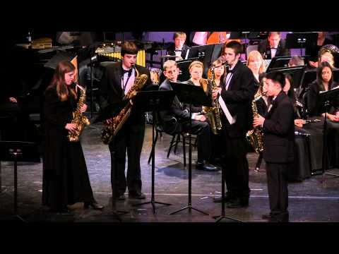 Spring Band Concert – Stairway to Heaven