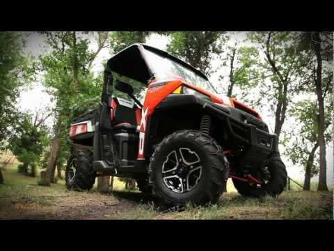 2013 Polaris Ranger XP 900 UTV Review