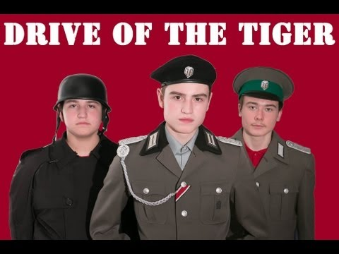 Drive of the Tiger - 2013 World of Tanks Parody song entry