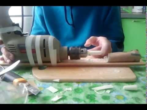 видео изготовление поплавков из пенопласта в домашних условиях видео
