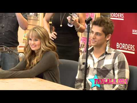 16 Wishes' Debby Ryan & Jean-luc Bilodeau Meet Fans! video
