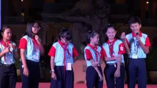 Quản trò Lễ tuyên dương CHĐ TP.HCM - 2016