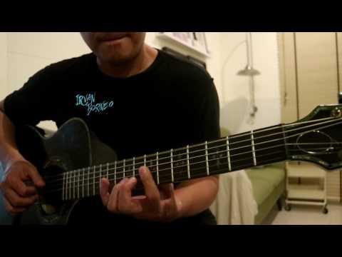Memulai Kembali - Monita Tahalea (Instrumental) Cover by Irvan Borneo