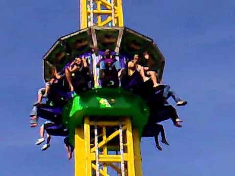 extreme ride at EK 2011