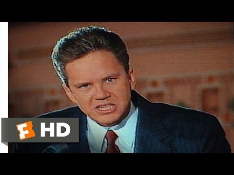 Bob Roberts (4/10) Movie CLIP - Debate in Pittsburgh (1992) HD