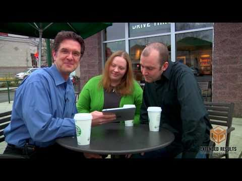 0 PushBI   Microsoft Mobile Business Intelligence Introduction Video