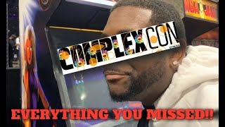 HOW WAS COMPLEX CON?! || VLOG#8