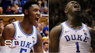 Top 10 Duke plays of 2018-19 from first 25 games | College Basketball Highlights