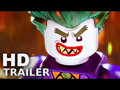 THE LEGO BATMAN MOVIE - Trailer 3 Deutsch German (2017)