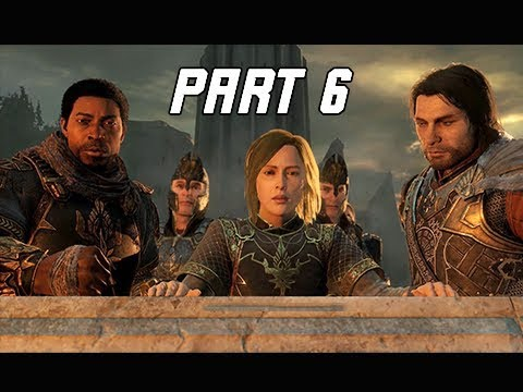 Let's Play Middle-Earth: Shadow Of War With CohhCarnage - Episode 11